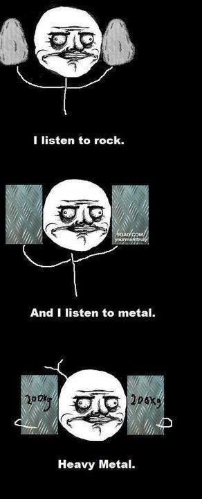 heavy metal persuasive essay