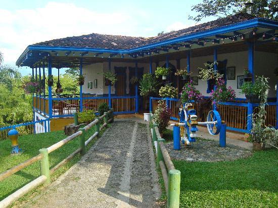 ... Paseo a Caballo - Parque Nacional del Cafe ...