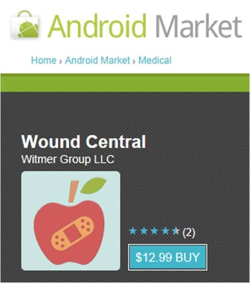 Wound App For Android Wound care, Wind, Ostomy