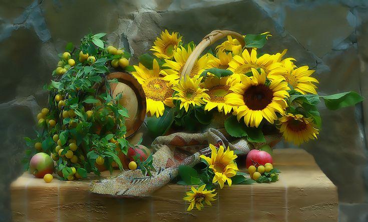 Фотохудожник-флорист Bakh Mariya (Мария Бахарева)