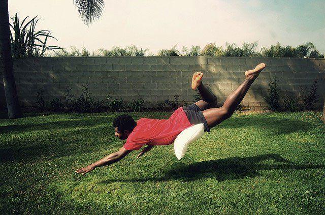 Levitation by kh2rac