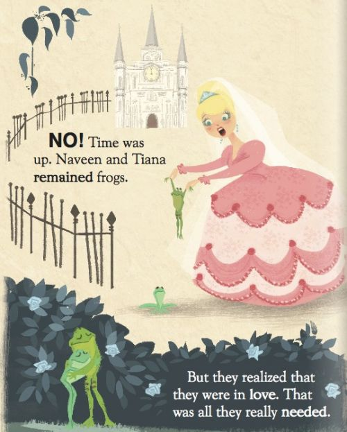 280 Best Images About The Princess And The Frog On The Princess Frog Book