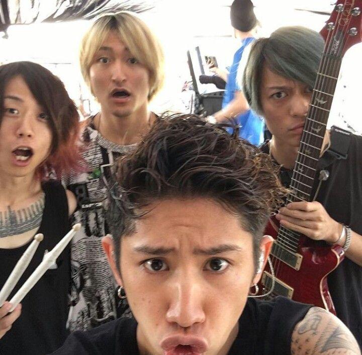 Tomoya Kanki, Ryota Kohama, Takahiro Morita, Toru Yamashita | One Ok Rock