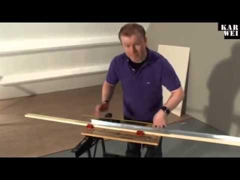 Schuifdeurkast onder schuin dak maken | KARWEI
