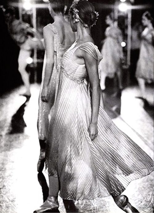 Photographed by Bruce Weber for Vogue Italia December 1998