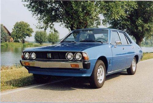 #Mitsubishi #Car #Vintage #Old