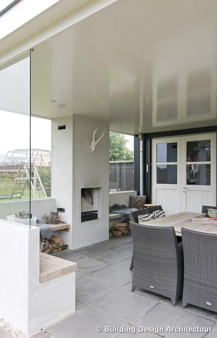 Overdekt terras © Building Design Architectuur