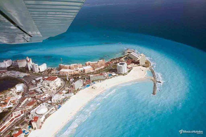 #TipsDeViajeros #Cancún es una isla con forma de 7 las playas más tranquilas son las ubicadas en la parte superior mientras que las de oleaje moderado a fuerte están en la parte mas larga del mismo que dicho sea de paso en esta última zona se ubican las más espectaculares. Viaja y Descubre en #MexicoHoteles http://ift.tt/1m3yoTN