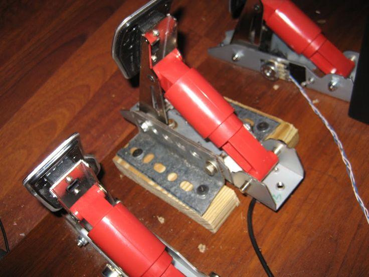 Cb Technical Amplifier Circuit