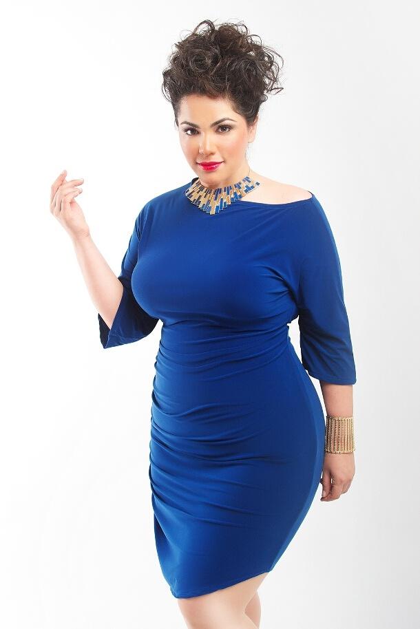 Evening Dress Plus Size Spring 2013