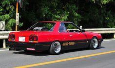 radracerblog: Nissan Skyline RS-Turbo
