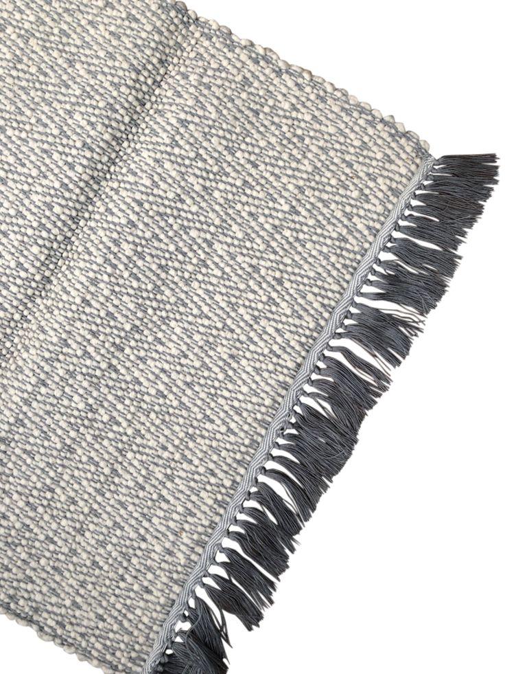 Grey Bath Mat                      – Azulina Home