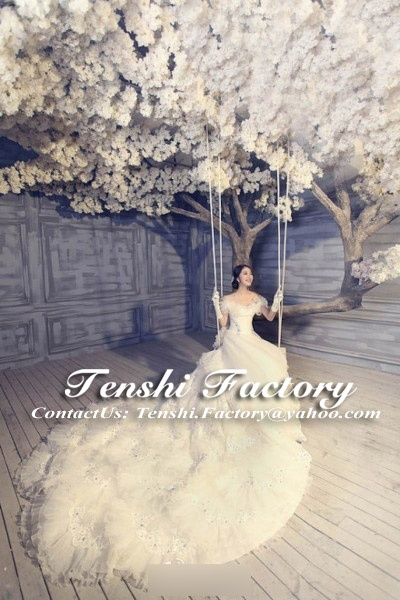 Tenshi factory's wedding dress inspiration 006