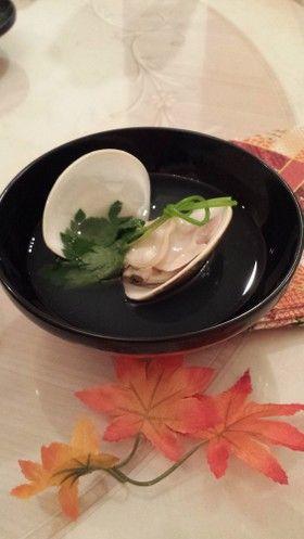 蛤のお吸い物 by yukasuke39 [クックパッド] 簡単おいしいみんなの ...