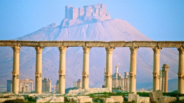 Syria tourism: What the country was like before the war