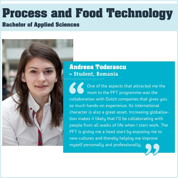 Countless things that we take for granted every day, such as medicines, cosmetics, paint – and, of course, food and drink – are produced by using chemical processes. The Process and Food Technology degree programme will form you into one of the professionals that some of the world's biggest multinational companies rely on to design, develop and monitor these processes.