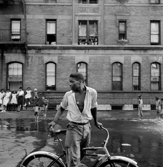 Harlem, New York, 1948 Gordon Parks