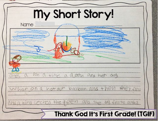 Grade 8 Short Story with a Twist Assignment