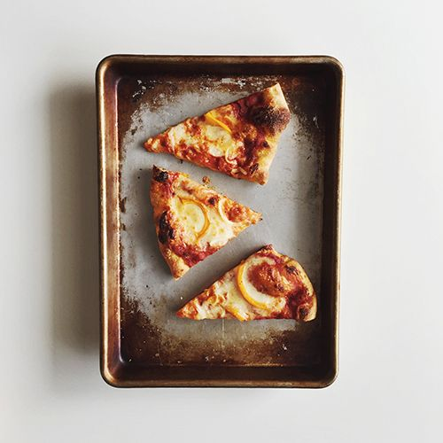 The great art of reheating pizza to perfection.