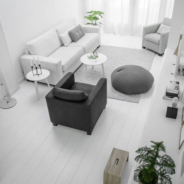 25 beste idee n over scandinavische woonkamers op pinterest scandinavisch wonen en - Idee van interieurontwerp ...