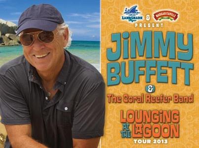 jimmy buffett 2013 tour
