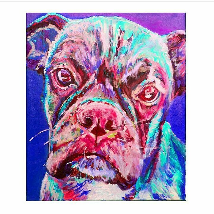 Cool dog art and wall art #dogs #art #painting #love #instagood Custom painting orders for #xmas email oscarjetson@gmail.com for a full price list.  I ship worldwide via insured and tracked courier.  Please share!  For prints as #xmasgifts click the link in my bio.  #dog #dogs #art #painting #xmasgiftidea #dogsofinstagram #xmas #paintings #boxerdogfans #boxer #boxersofig #boxergram #boxeroftheday #love #gifts #dogart #dogsinlaintings
