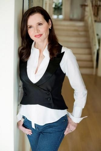 Geena Davis - I love her more and more each year for all she does off screen as well!