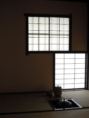 tea room, chashitsu 茶室