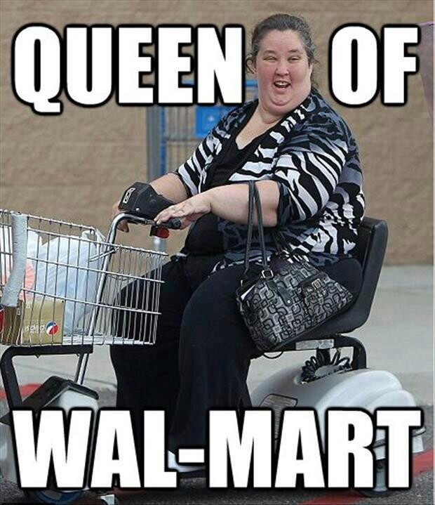 Mama June Meme Funny : Thats not something to be proud of honey boo