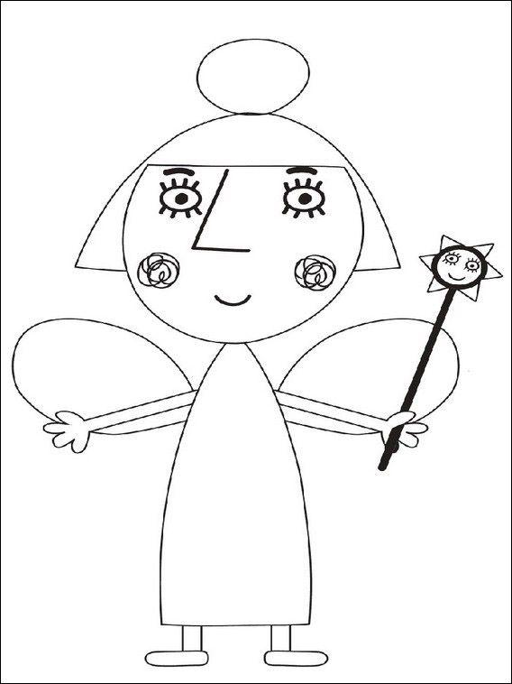 El Pequeno Reino De Ben Y Holly 10 Dibujos Faciles Para Dibujar Para Ninos Colorear Ben Y Holly Dibujos Faciles Para Dibujar Dibujos Faciles