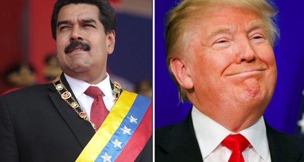 Por órdenes de Maduro, el Ministerio de Relaciones Exteriores de Venezuela felicitó este miércoles al presidente electo de Estados Unidos, Donald Trump, y