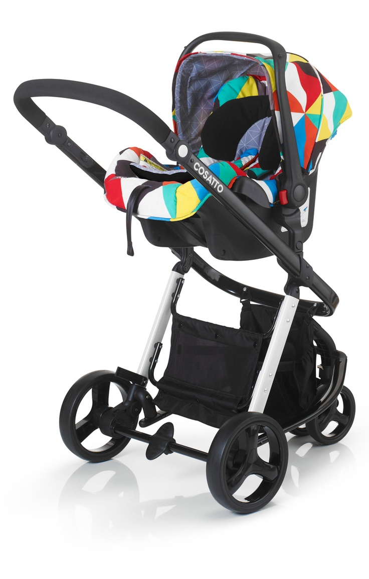 Giggle 3 in 1 Combi Pushchair from Cosatto Pushchair