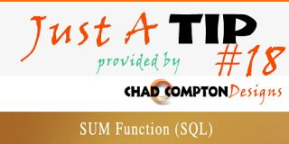 Simple  SUM function in SQL explained