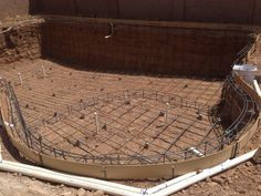 How to build your own pool. — How We Built Our Own Pool - And Saved 30% More