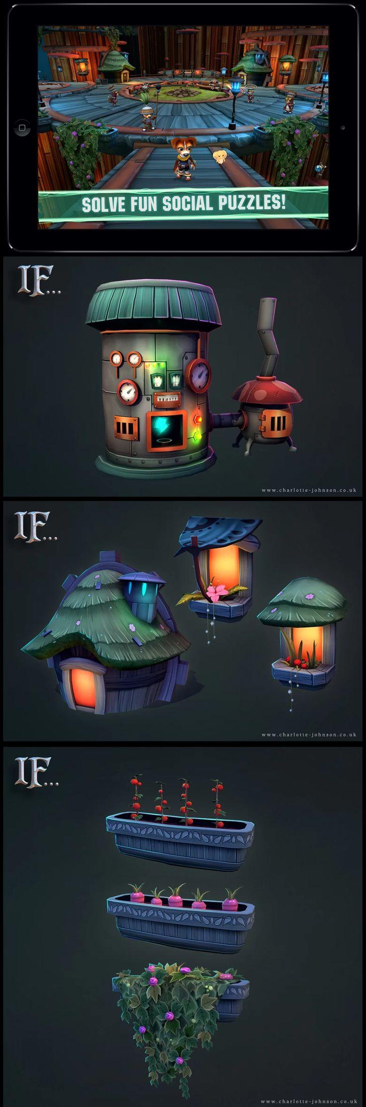 Charlotte Johnson-3D Environment Artist -
