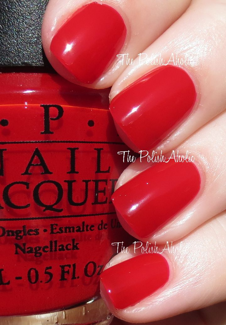best 25 opi red ideas on pinterest opi red nail polish