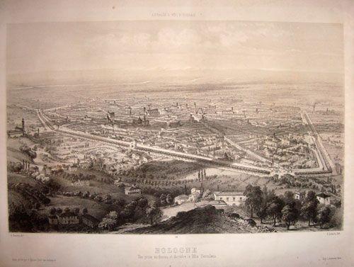 Alfred Guesdon, Bologna, 1849