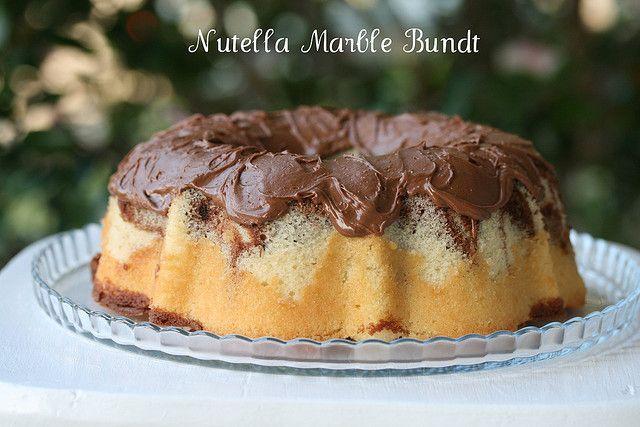 Nutella Bundt - I Like Big Bundts by Food Librarian, via Flickr