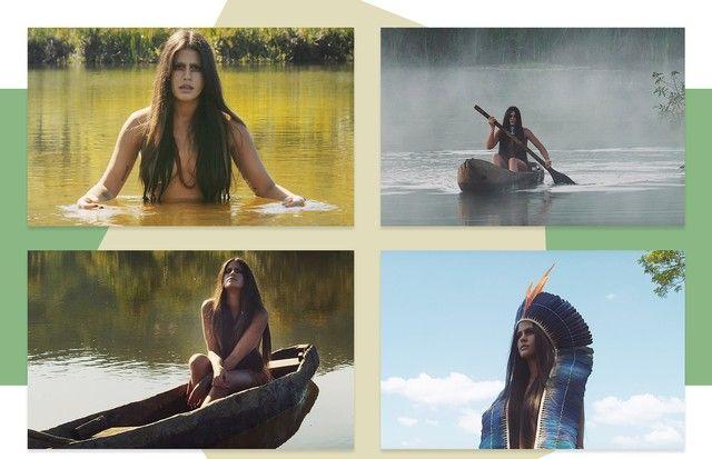 Antonia Morais lança videoclipe - sexy! - de A Santa Máquina
