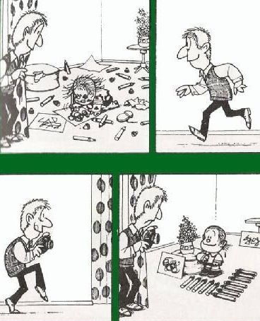 #Mafalda #Guille