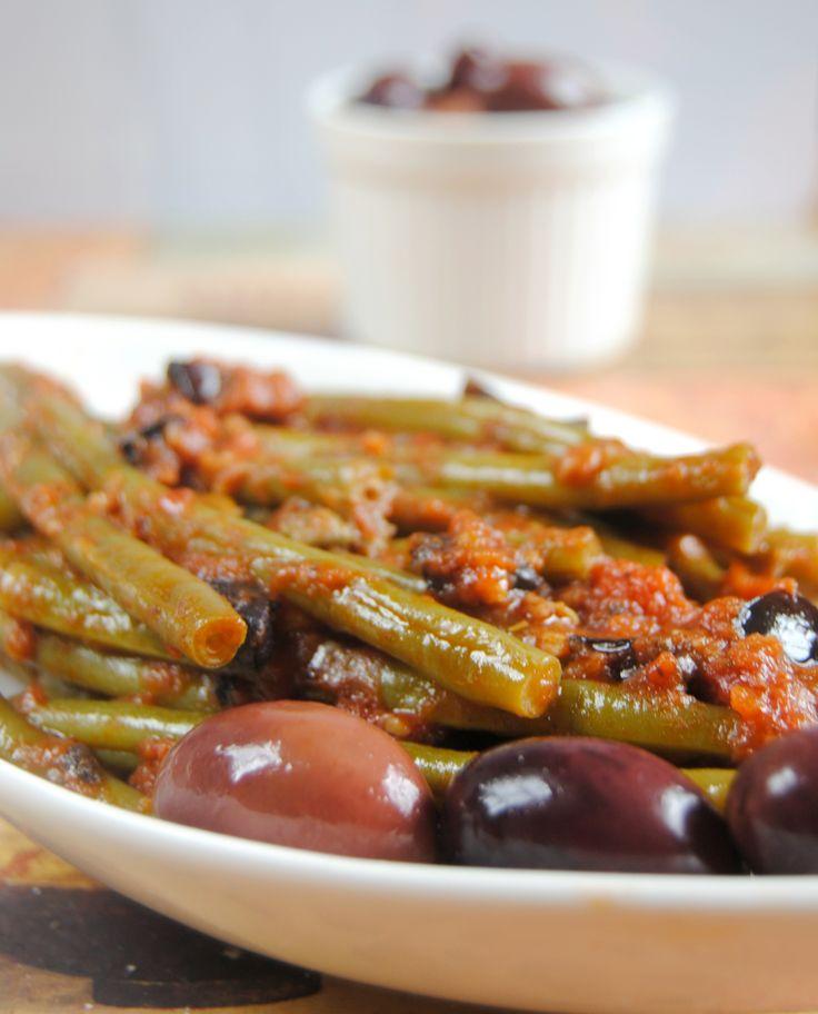 Green beans, Veggies and Green on Pinterest