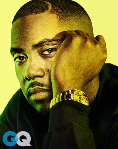 Nas Covers GQ: Discusses Jay Z, Kelis, Retiring, Being an Activist & Police killing People ~ RemyGlamNation
