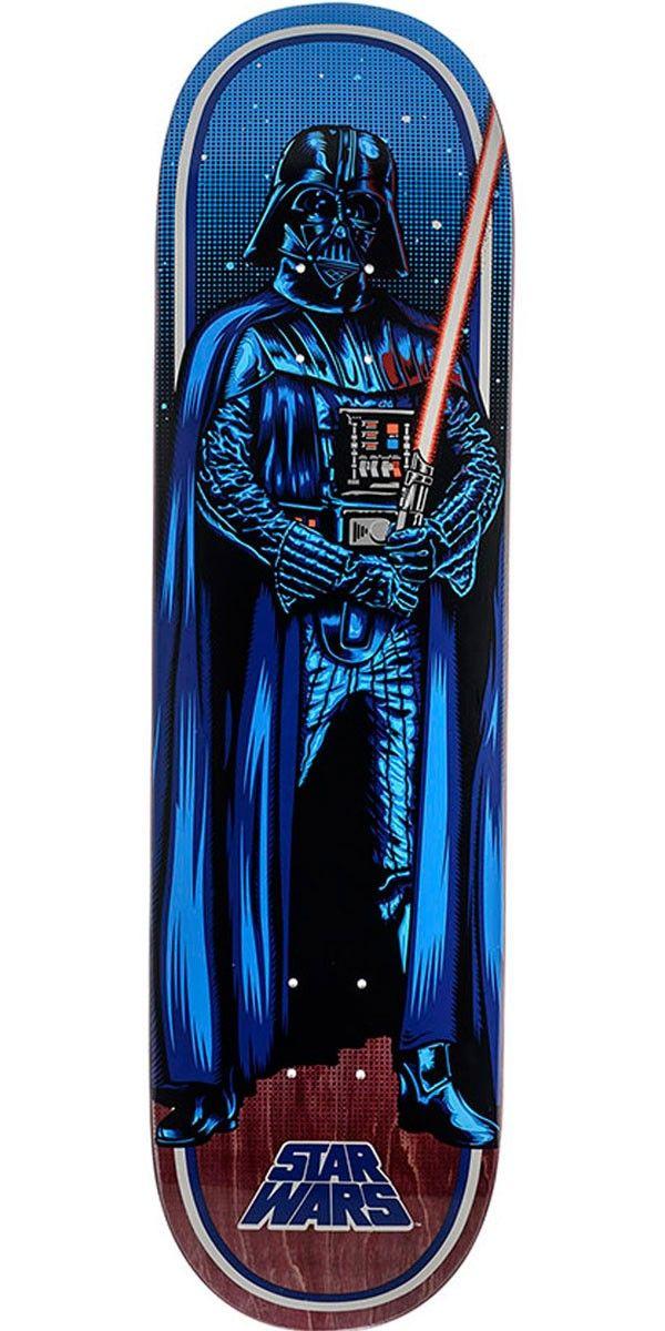 "Star Wars Darth Vader Skateboard Deck - 8.375"""