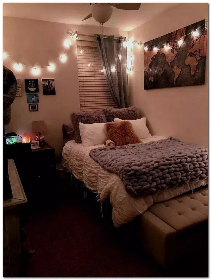 32 Insanely Cute Dorm Room Ideas #dormroom #dormro…