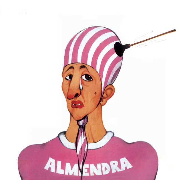 """""""Muchacha (Ojos de Papel)"""" by Almendra was added to my Descubrimiento semanal playlist on Spotify"""