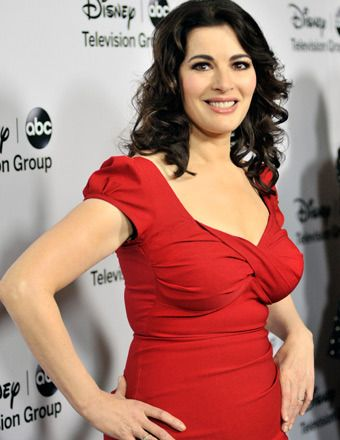 Celebrity Chef Nigella Lawson Allegedly Choked on Camera by Husband