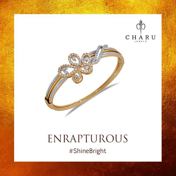 Experience the immense pleasure of bearing the beautiful diamond jewelry designed by our experienced personnel with intricate details. #Illuminated #CharuJewels #Jewels #Jewelry