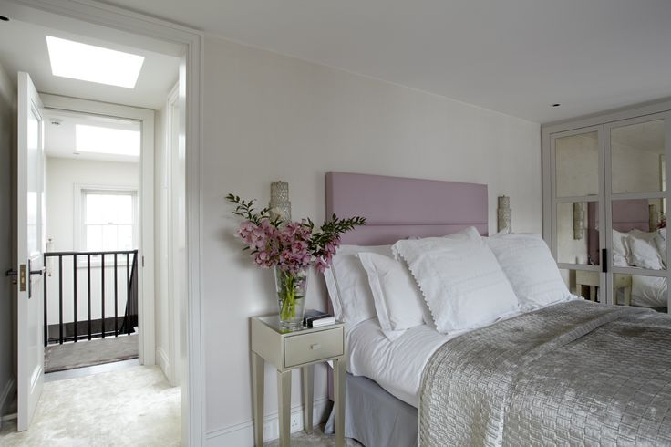 #Bedroom at Ebury Street Project www.tlastudio.co.uk