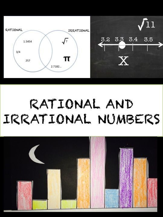 how to find rational and irrational numbers