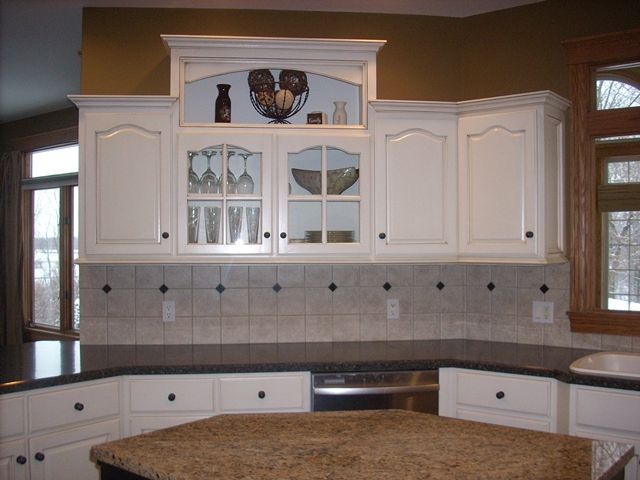 23 best images about oak ideas on pinterest black for White kitchen cabinets with oak trim